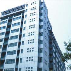 郑州国基商务中心 / 金属氟碳漆