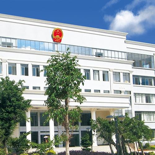 云南红河州异龙镇办公楼 /真石漆