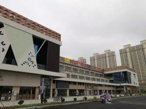 惠州市博罗-壹嘉广场/荔枝面水包水