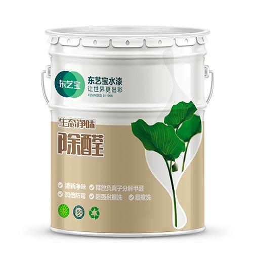 生态净味-除醛内墙水漆