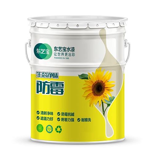 生态净味-防霉内墙水漆